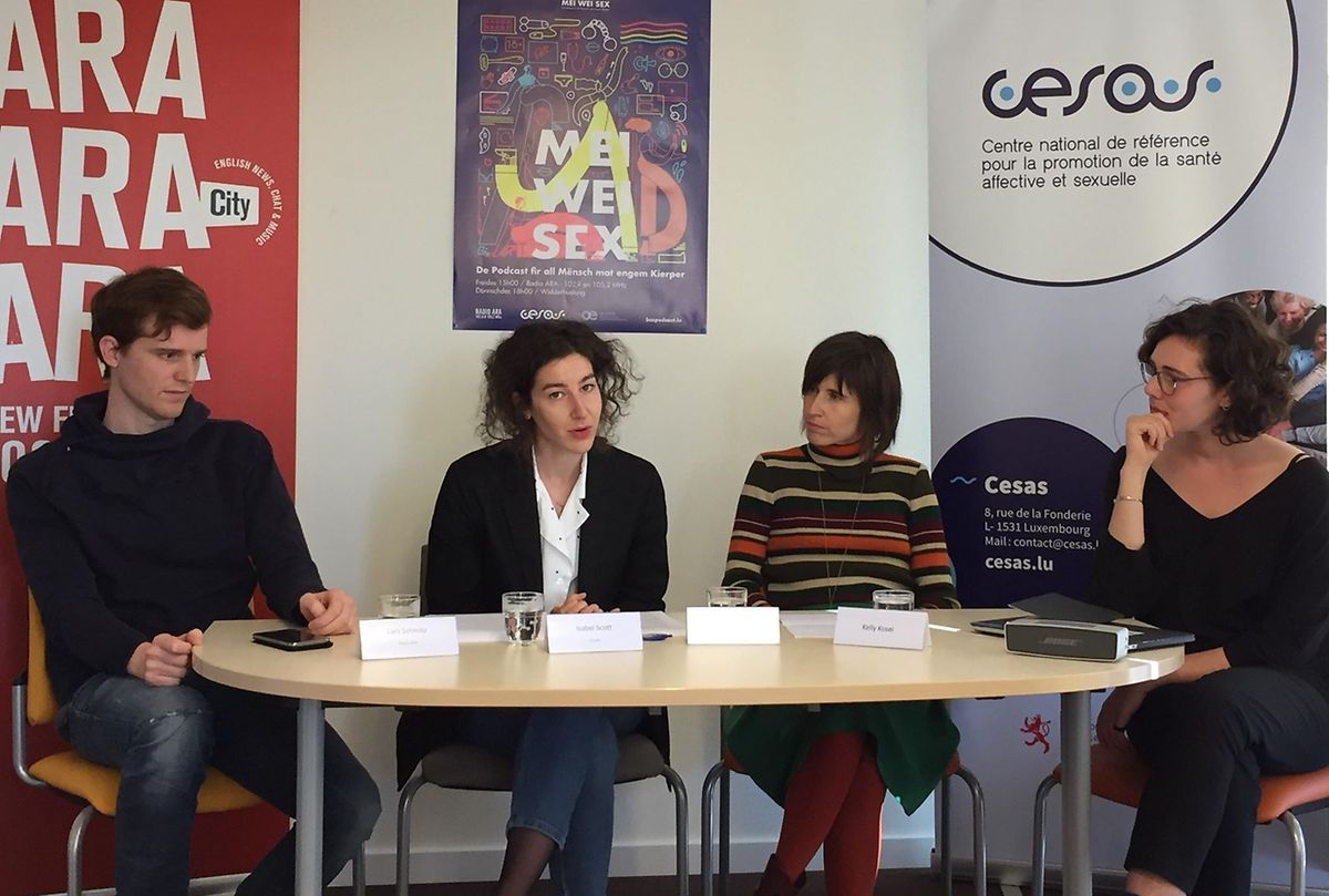 «En matière de sexualité, on peut faire quasiment tout ce que l'on veut tant que tout le monde est consentant», explique Ainhoa Achutegui, présidente du Planning Familial.