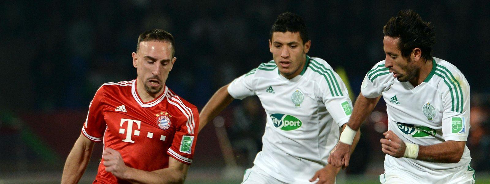 Franck Ribery wechselte nach seinem Abschied bei den Bayern im Sommer 2019 zum AC Florenz und ist derzeit vereinslos.