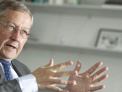 Der Chef des europäischen Rettungsschirms, der in Luxemburg-Kirchberg angesiedelt ist, mag nicht an den Brexit glauben.