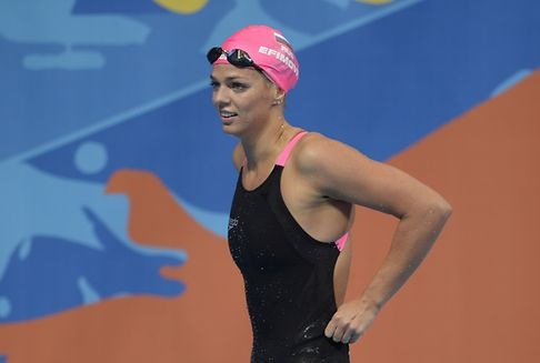 Doping in Russland: Schwimmerin Efimova mit Meldonium erwischt