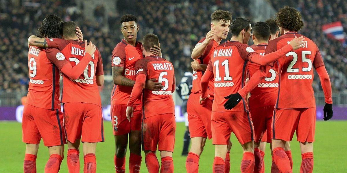 Les joueurs du PSG sont au devant d'un sacré défi. Sur neuf confrontations face au Barça, les Parisiens n'ont enregistré que deux succès contre quatre victoires aux Catalans.