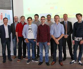 Sieger der dritten Luxemburger Biologieolympiade wurden ausgezeichnet