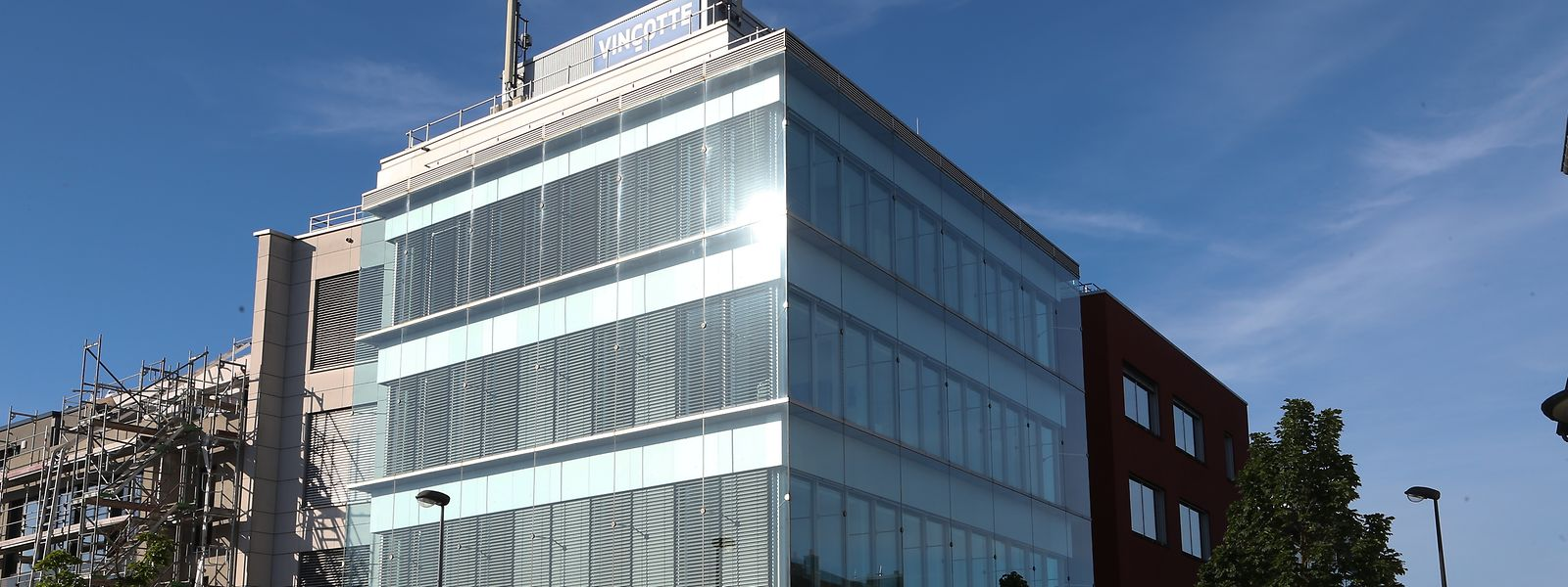 Der Sitz des Fonds du Logement im hauptstädtischen Mühlenweg.