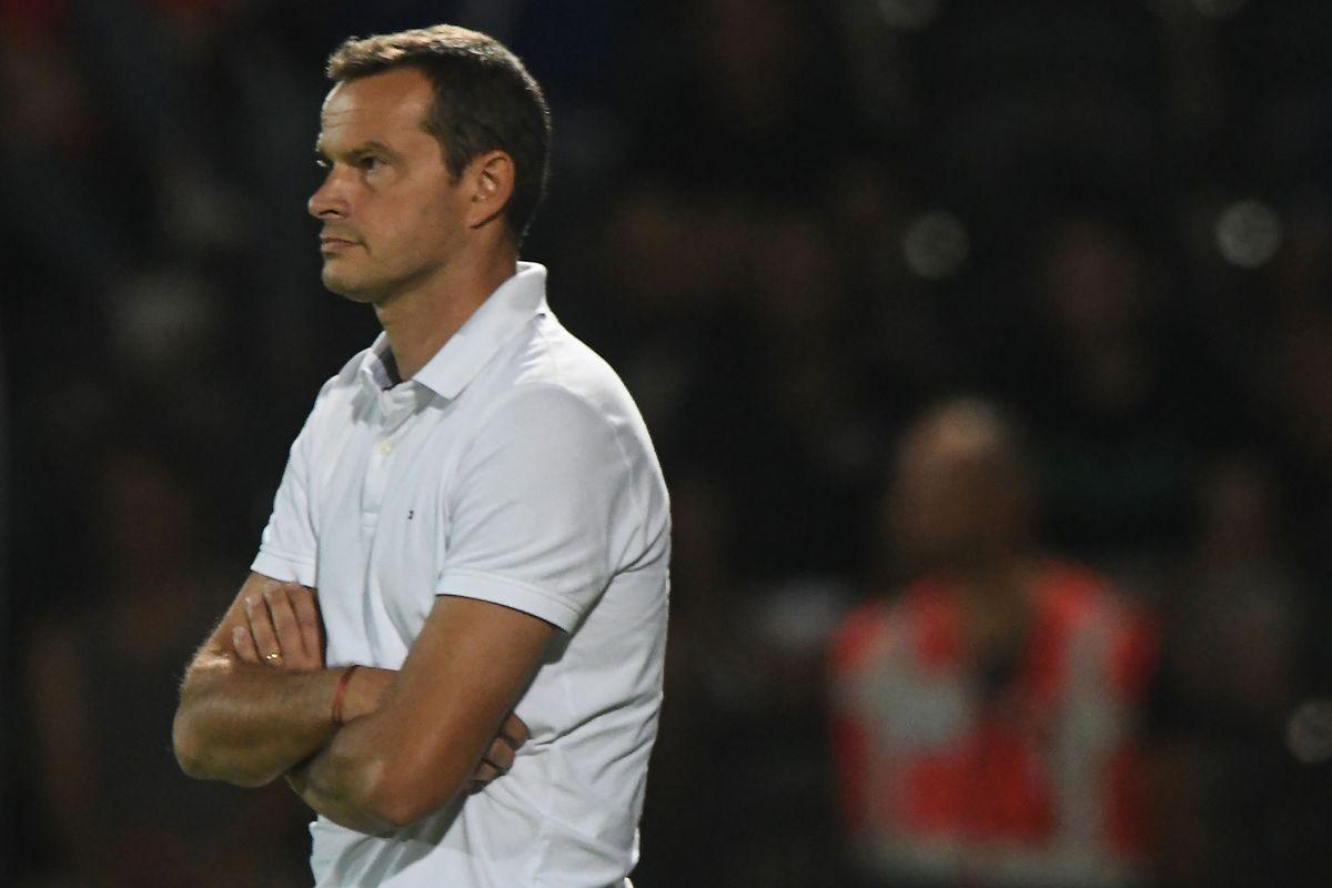L'entraîneur messin, Vincent Hognon l'affirme, «On ne s'enflammait pas la semaine dernière après le succès face à Monaco, et aujourd'hui nous ne sommes pas non plus les plus mauvais après le revers face à Angers».