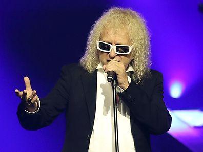 Le chanteur Michel Polnareff souffre d'une insuffisance respiratoire.