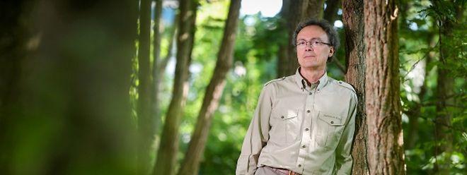 Die Natur liegt ihm am Herzen: Frank Wolter, Direktor der Natur- und Forstverwaltung.
