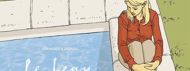 «Le beau voyage», par Springer et Zidrou. Editions Dargaud.