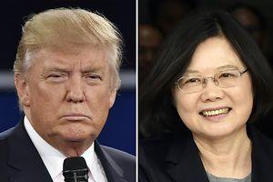 Donald Trump provozierte mit seinem Telefonat mit Taiwans Präsidentin Tsai Ing-wen die chinesische Regierung. Am Sonntagabend legte er auf Twitter nach.