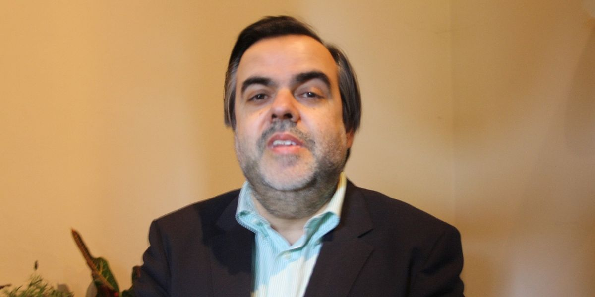 O Cônsul-geral de Portugal no Luxemburgo, Rui Monteiro