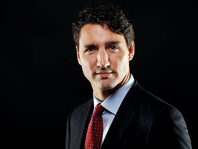 Canada's Prime Minister Justin Trudeau poses for a picture in Toronto, Ontario, Canada October 7, 2016. REUTERS/Mark Blinch
