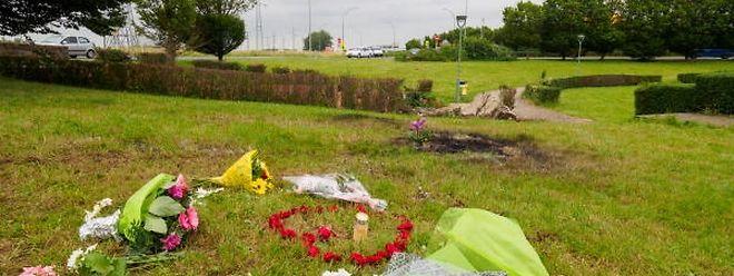 Einer von vielen schweren Unfällen in 2016: Am 26. Juni verloren zwei Menschen bei einem Unglück am Kreisverkehr Raemerich ihr Leben, zwei weitere Personen wurden dabei schwer- bzw. leicht verletzt.