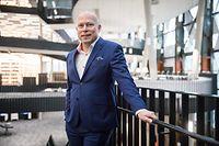 Wirtschaft, Interview Stéphane Pallage, Foto: Lex Kleren/Luxemburger Wort