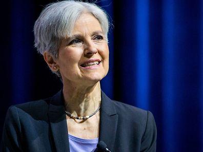 A candidata do Partido Verde, Jill Stein, está a tentar forçar a recontagem em três estados (Michigan, Pensilvânia e Wisconsin).