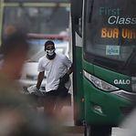 """Sequestrador de autocarro no Rio de Janeiro estava em """"surto psicótico"""""""
