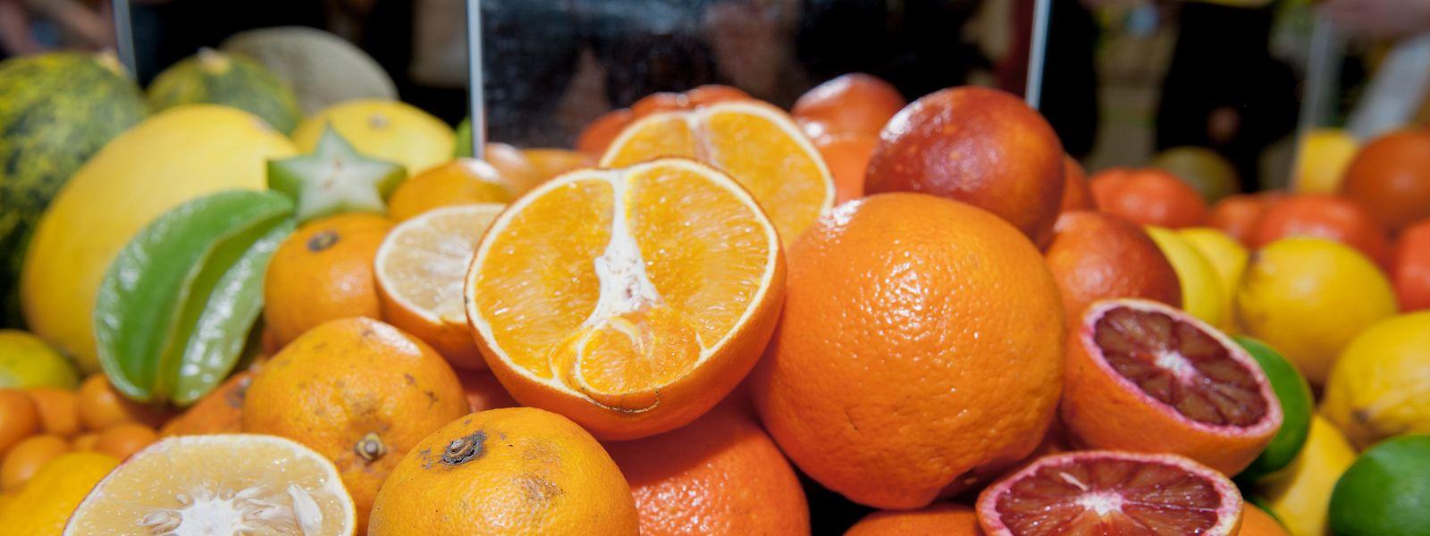 Ab Dienstag gibt es neue Cadmium-Grenzwerte für etliche Obst-, Gemüse- und Getreidesorten sowie Ölsaaten.