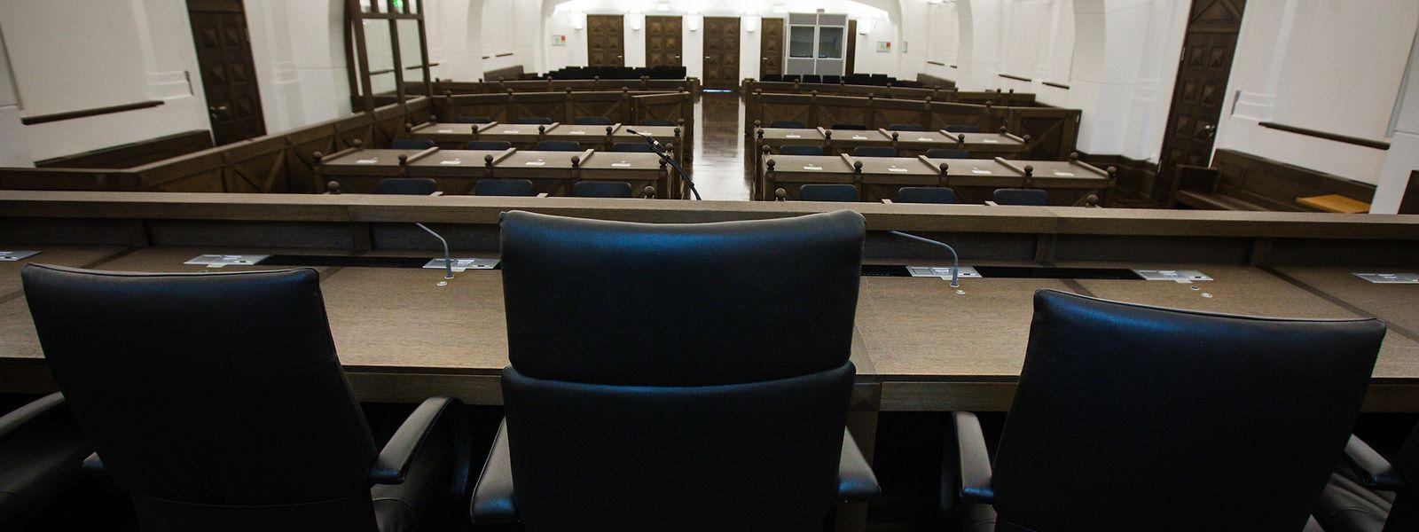 """Im Justizjahr 2017/2018 hat das """"Luxemburger Wort"""" über 122 Gerichtsverfahren berichtet."""
