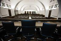 Gericht - Prozesser - Photo : Pierre Matgé
