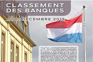 Classement des banques 2014 Page1