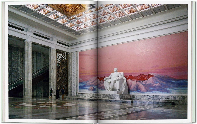 In Wainwrights Bildband findet sich - notgedrungen - viel Monumentales.