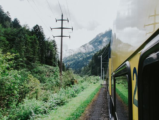 You can visit 33 countries on a digital interrail pass