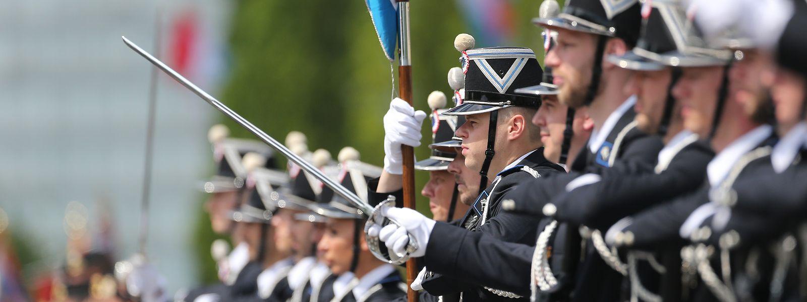 Die Polizei hat bereits einen langen Reformprozess hinter sich.
