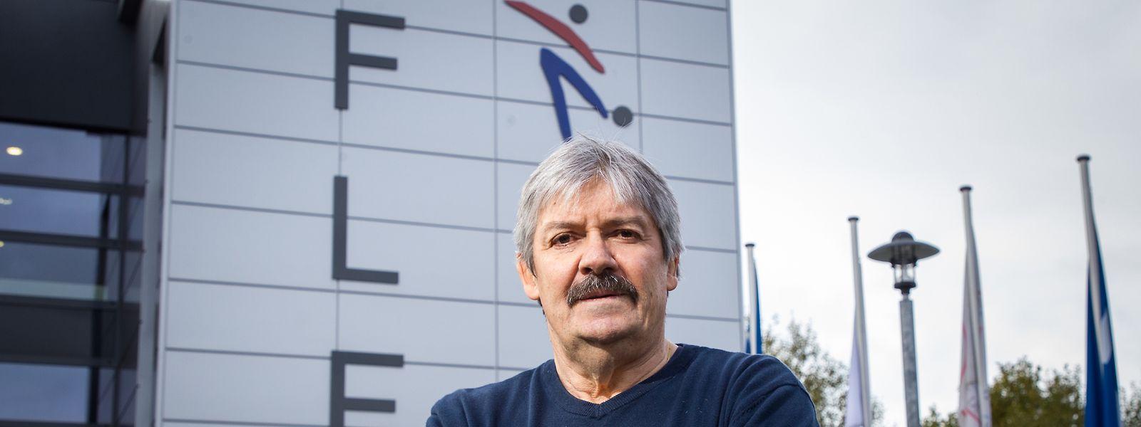 FLF-Präsident Paul Philipp schließt Geisterspiele nicht mehr aus.