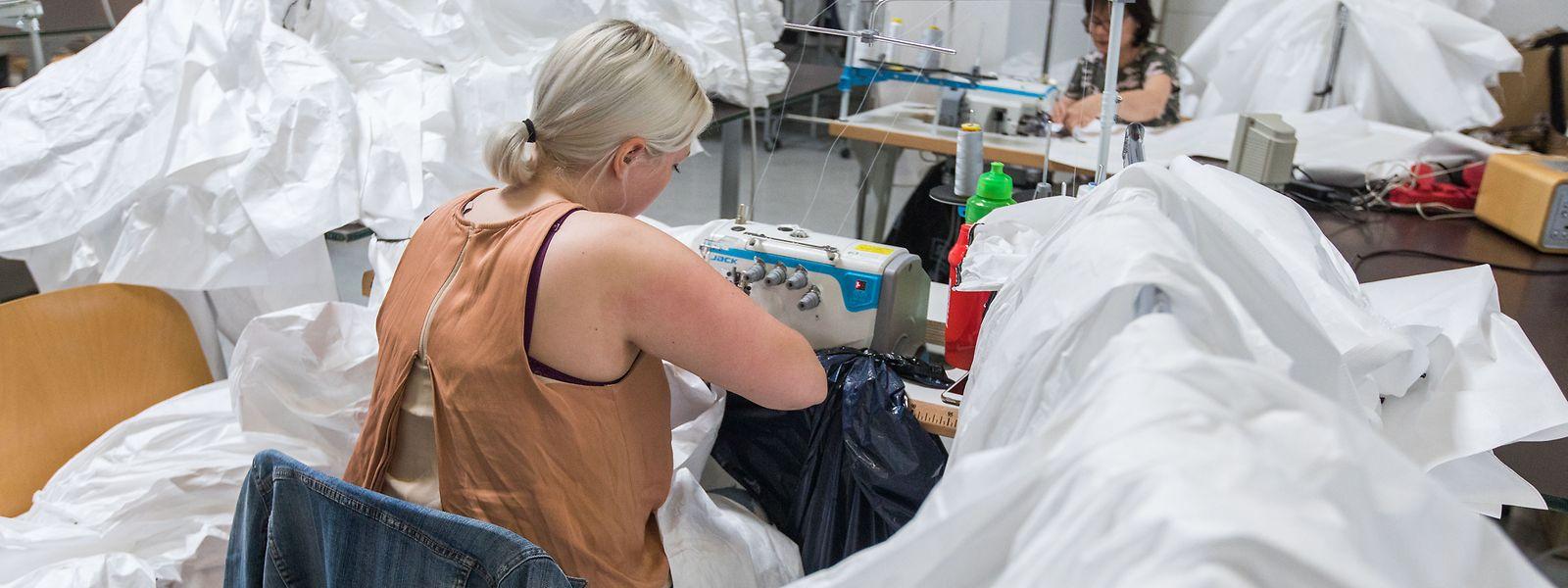 """Der Bereich """"Mode, Gesundheit und Hygiene"""" leidet besonders stark in der Krise."""