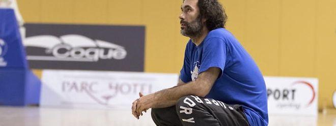 Franck Mériguet möchte sich auf seine Aufgaben mit Basket Esch konzentrieren.