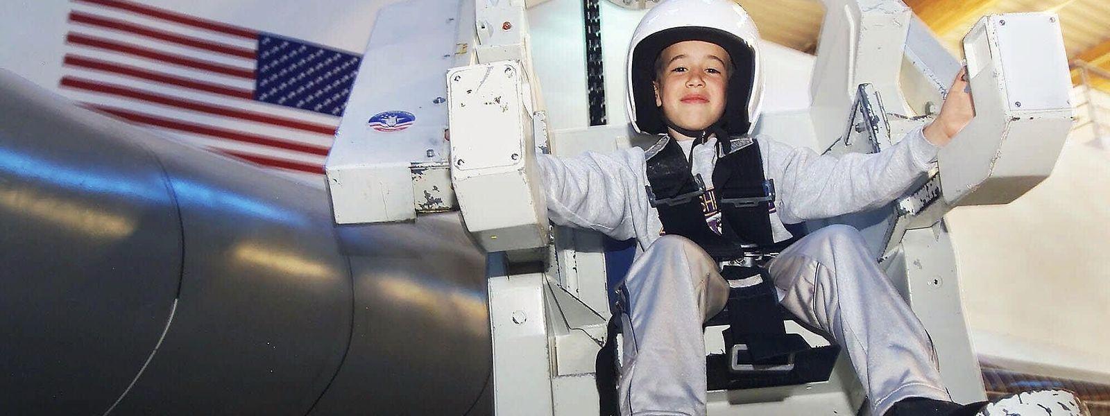 L'Euro Space Center vient de bénéficier de 13 millions d'euros d'investissement, notamment pour créer une zone de découverte liée à la conquête de Mars.