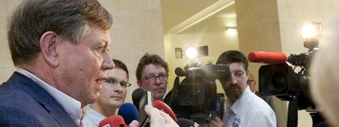 """''Wir wollen einen ausführlichen und ausgewogenen Bericht"""", stellte Alex Bodry klar."""