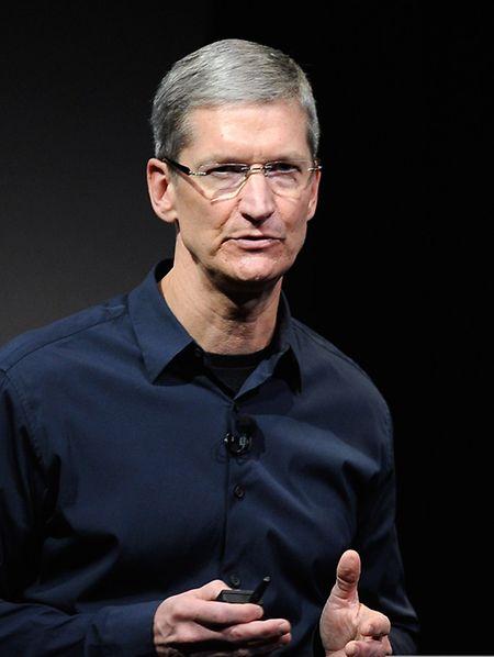 Auch für Apple-CEO Tim Cook ist das Ereignis eine Bewährungsprobe.