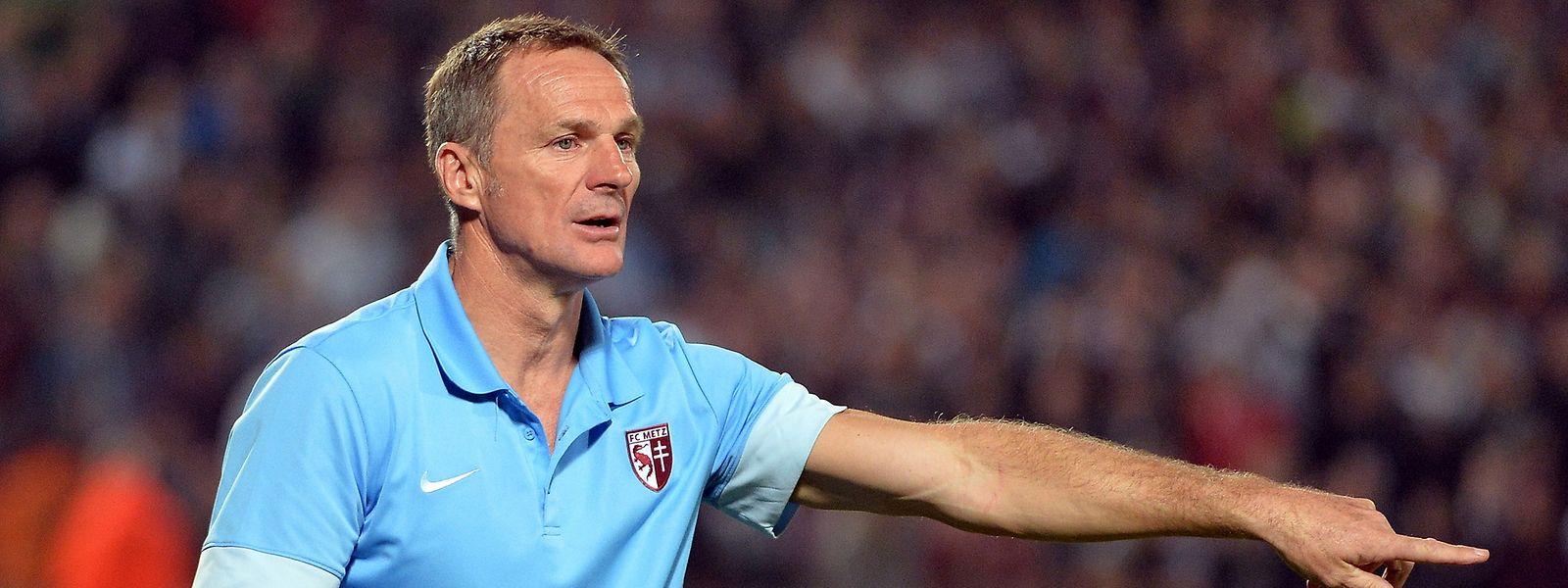 Albert Cartier suit toujours de près l'actualité du FC Metz et espère que les Messins «prendront au moins une unité».
