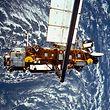 Der luxemburgische Militärsatellit wird der Nato Übertragungskapazitäten zur Verfügung stellen.