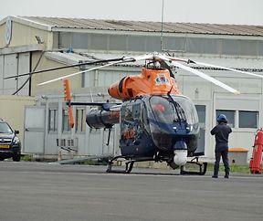 Police-Helikopter