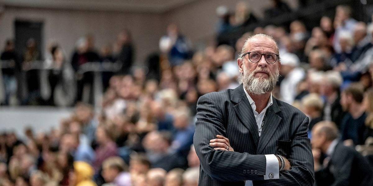 Torbjörn Gehrke kommt aus Schweden nach Luxemburg.