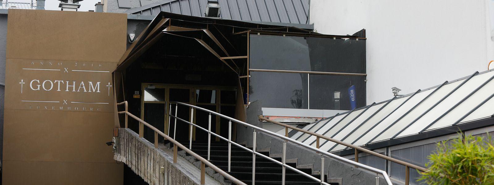 Der Vorfall ereignete sich in der Nacht zum 13. November in der Diskothek Gotham.