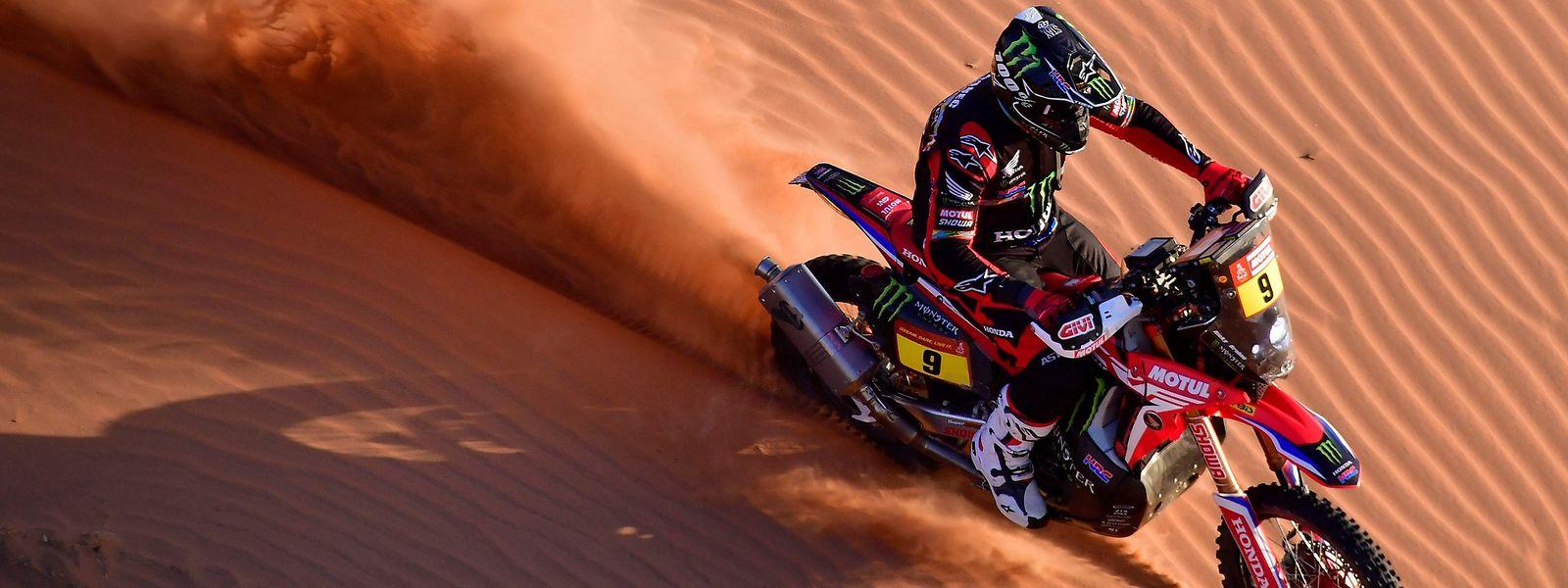 Ricky Brabec est le premier Américain à s'imposer sur le Dakar