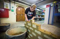 Ateliers Schläifmillen - Ausbildung für Jugendliche mit CAE - Foto: Pierre Matgé/Luxemburger Wort