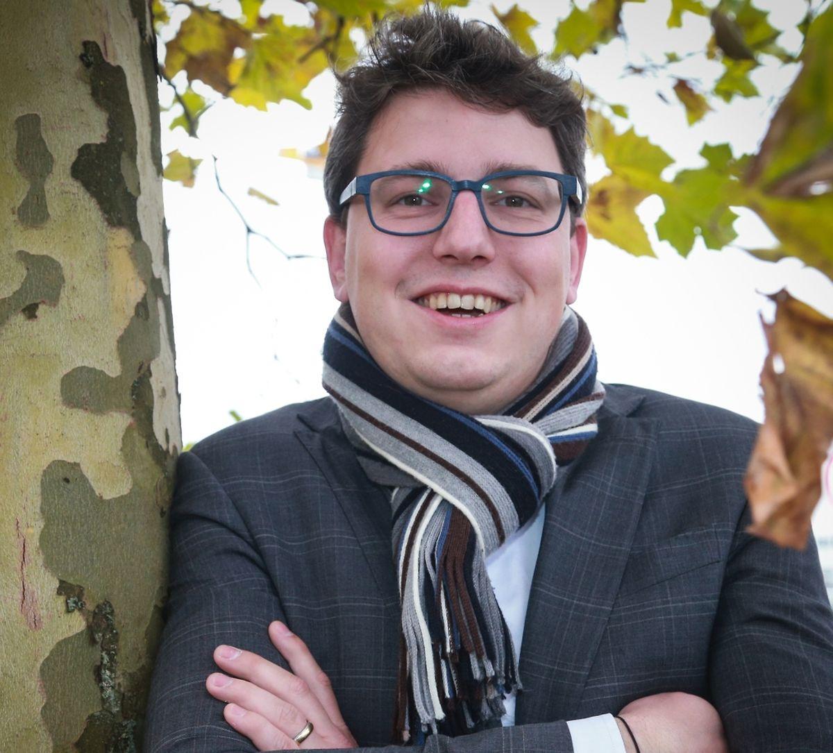 Sven Clement termine en première place de son parti pour la circonscription centre avec 8.007 voix.