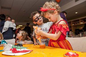 O Halloween está a chegar. Algumas festas para crianças estão já marcadas para este fim-de-semana.
