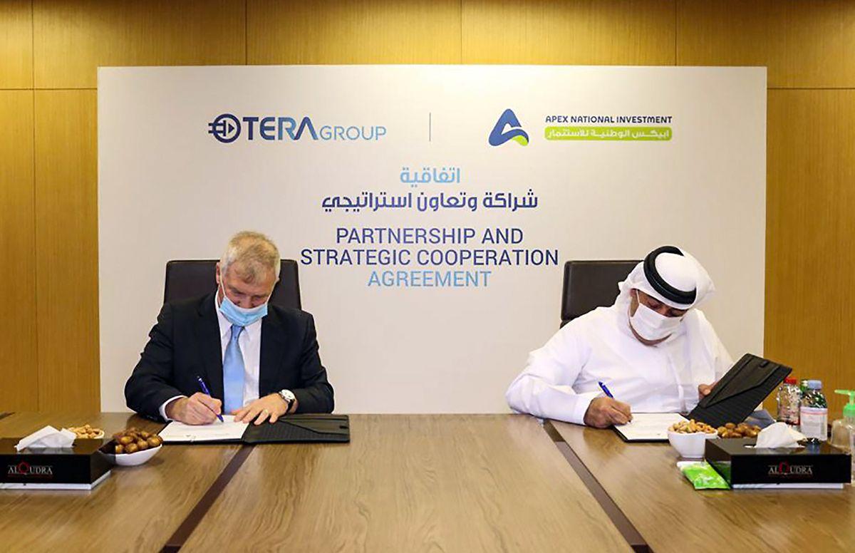 Eine emiratische Investmentfirma und eine israelische Technologiefirma kündigten über das Wochenende an, bei Forschung und Studien zum Virus zu kooperieren.