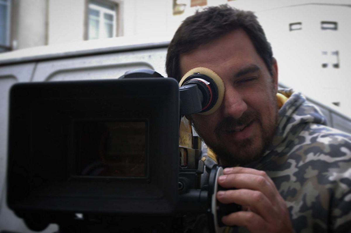O realizador Diogo Varela Silva que também foi um grande amigo de Zé Pedro.