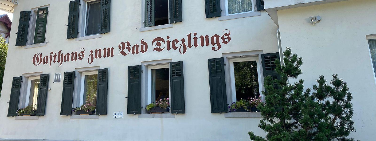 """Wirtshaus Bad Diezlings: Hier schrieb Norbert Jacques seinen Erfolgsroman """"Dr. Mabuse, der Spieler"""" – angeblich in 20 Nächten."""