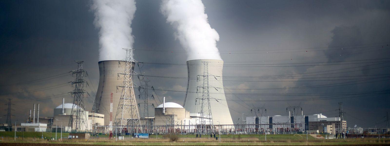 Das Kraftwerk Doel steht seit Jahren im Kreuzfeuer der Kritik.