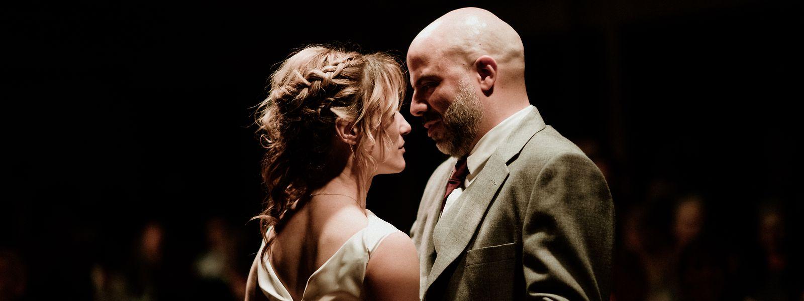 Sylvia Camarda und Yann Tonnar tanzen seit Kurzem gemeinsam durchs Leben. Dahinter steckt eine romantische, ungewöhnliche Geschichte.