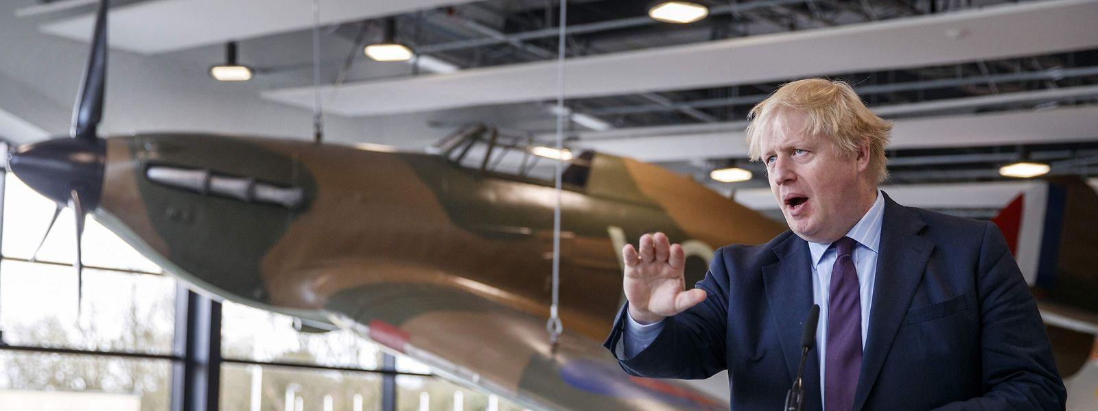 """Der Befehl zum Anschlag auf Skripal sei """"höchstwahrscheinlich"""" von Putin selbst gekommen, sagte der britische Außenminister Boris Johnson am Freitag"""