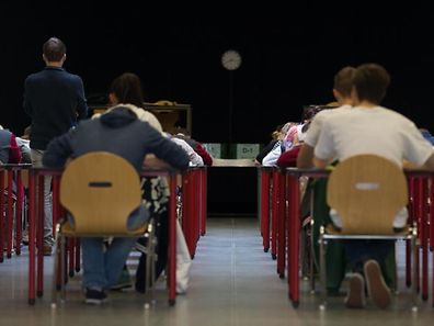"""Die Prüfungsfragen in Soziologie sollen über einen illegalen """"Hack"""" veröffentlicht worden sein."""