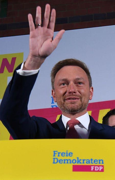 Christian Lindner führte seine FDP wieder zurück in den Bundestag.