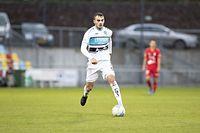 Danel Sinani (F91 9) / Fussball, Nationaldivision, Elfter Spieltag, Differdingen - F91 / 03.11.2019 / Differdingen / Foto: Christian Kemp