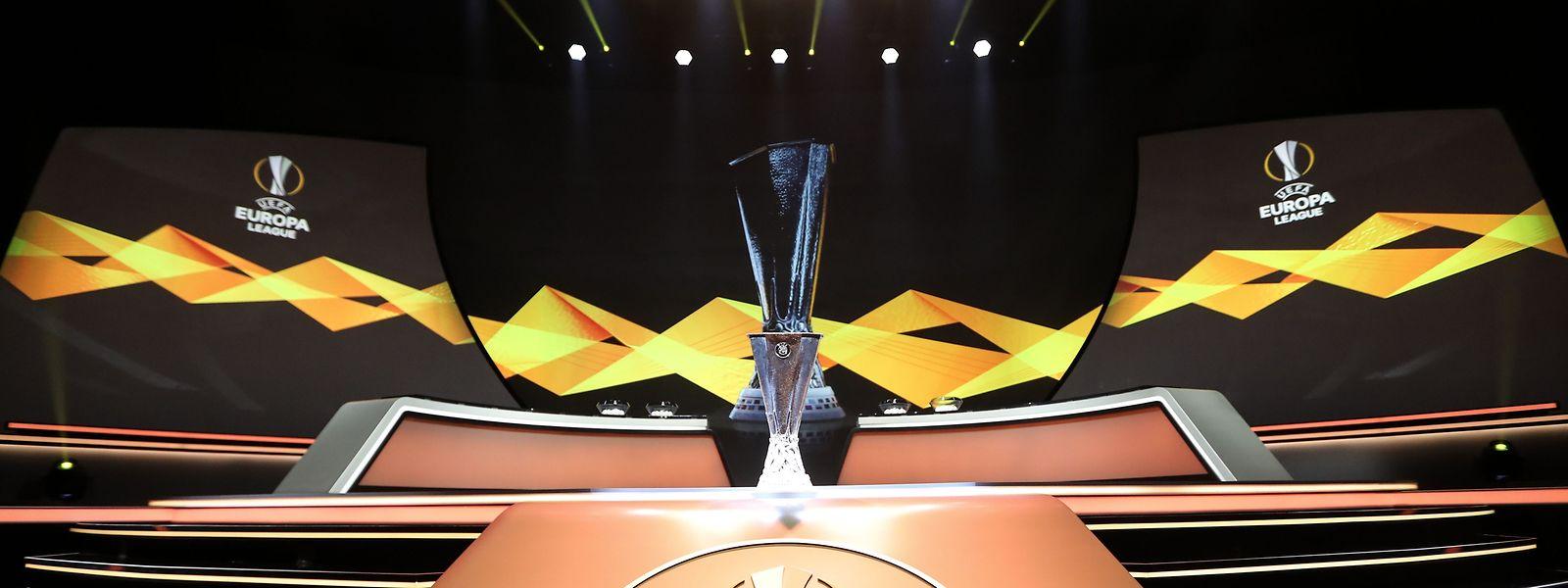 Benfica e Sporting de Braga são os dois únicos representantes na Liga Europa esta temporada.